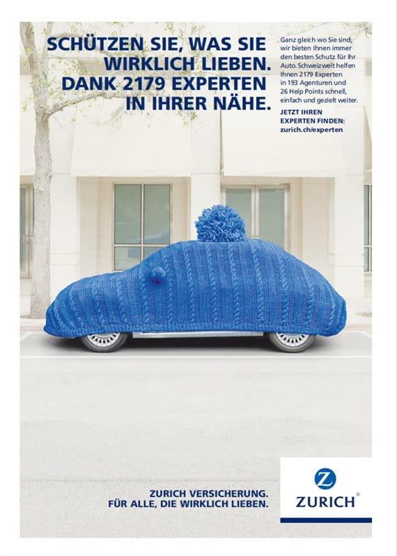 Insurance Zurich Car