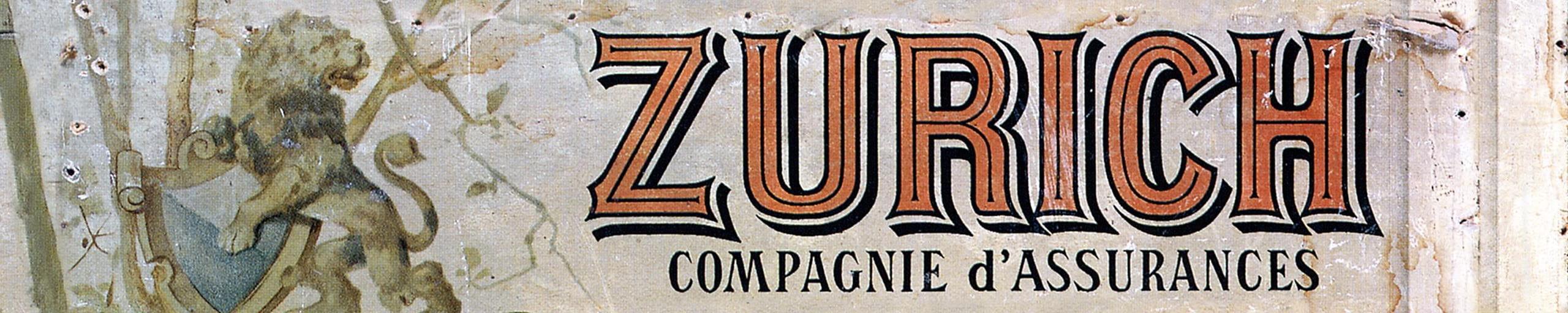 Pubblicit zurich svizzera for Zurich mobilia domestica